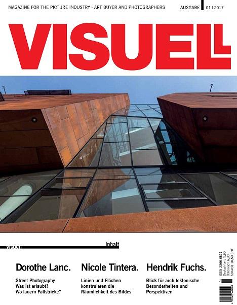 Mein Coverbild für die Zeitschrift Visuell